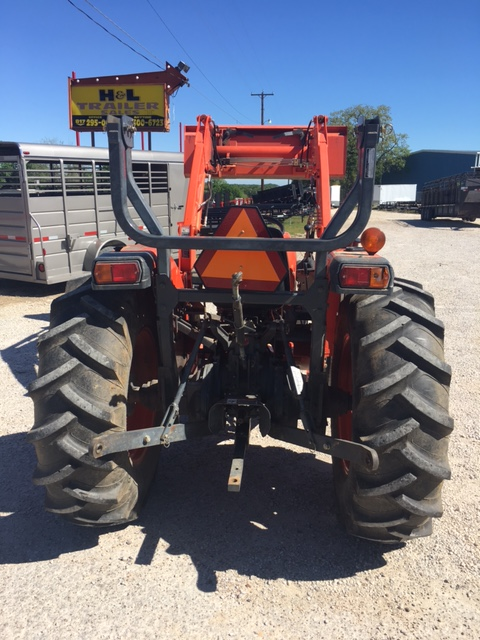 Used Tractors Implements